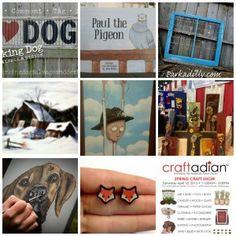 Craftadian Spring Show . Canadian Artists, Handmade Shop, Spring