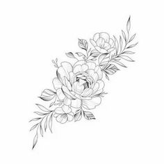 Hand Tattoos, Flower Wrist Tattoos, Arm Tattoo, Body Art Tattoos, Small Tattoos, Sleeve Tattoos, Stencils Tatuagem, Tattoo Stencils, Tattoo Fonts