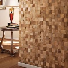1000 images about revestimiento de madera on pinterest - Revestimientos de paredes ...