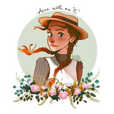 Find images and videos about fanart, anne with an e and anne shirley on We Heart It - the app to get lost in what you love. Character Art, Character Design, Gilbert And Anne, Anne White, Anne Shirley, Film Serie, Anime Art Girl, Cartoon Art, Cute Art