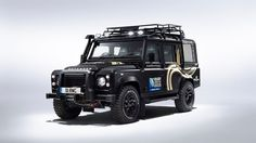 2015 Land Rover Defender 110 - Rugby World Cup Edition