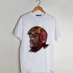 Lebron Iron Man t shirt men and t shirt women by fashionveroshop
