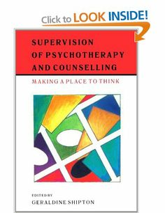 What do we really know about the supervision of therapy and counselling? * What kind of things make it easier, and what gets in the way? * How do therapy and supervision resemble one another, and in what ways do they differ? In an effort to address these pressing questions, this volume brings together authors from a variety of different perspectives and orientations to comment on supervision. http://tavi.koha-ptfs.eu/cgi-bin/koha/opac-detail.pl?biblionumber=38156&