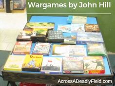 Wargames Designed by John Hill Site Design, My Father, Website Designs, Yard Design, Design Websites