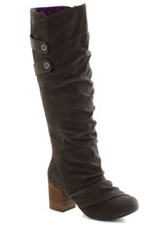 Way to the Taupe Boot, #ModCloth