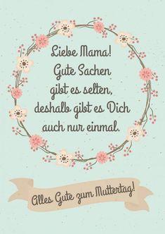 Gutes Gibt Es Selten Muttertag