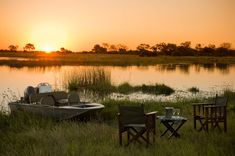 ***The best of the Okavango Delta can only be reach by fly-in***