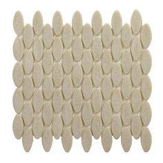 #Sicis #Neoglass Ng Sand Domes 5,1x2,1 cm | #Murano glass | on #bathroom39.com at 195 Euro/box | #mosaic #bathroom #kitchen