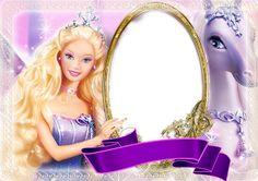 frames PNG boneca barbie #1   Imagens para photoshop