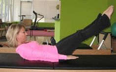 Follow This 7 Step Series to Get Flat Abs: Pilates Flat Abs Exercise - The Hundred