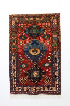 Faig Ahmed . Carpets