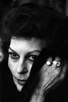 Helmut Newton ::Portrait of Ava Gardner, 1960's -repinned from California portrait studio http://LinneaLenkus.com  #portraiture