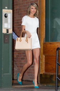 13 Looks da Taylor Swift Por Aí - Fashionismo