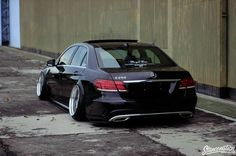 Cool Benz, nice stance