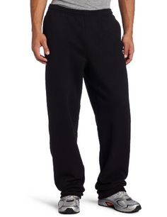909a5a236043d6 Champion Men s Open Bottom Eco Fleece Sweatpant