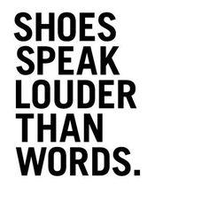 Duh. #shoes #fashion #shoequote