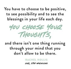 Happy Quotes, Me Quotes, Motivational Quotes, Funny Quotes, Inspirational Quotes, Rachel Hollis, Positive Affirmations, Positive Quotes, Cool Words