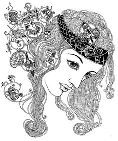 62 best Sveta Dorosheva images on Pinterest | Drawings, Fairy tale ...