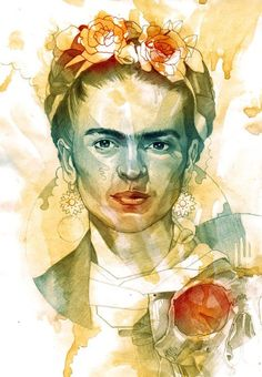 #Frida #illustration #art