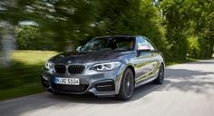 2018 BMW 2-Series Breaks Cover, Is A Lesson In Subtle Changes [136 Pics]   Carscoops Civic Ex, Honda Civic, Mercedes 600, Bmw 2, Mustang Cobra, 2017 Bmw, New Honda, F22, Pony Car