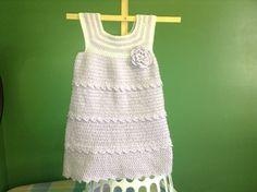 How To Crochet a Dress Part 3