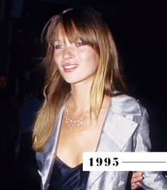 Kate Moss: The Supermodel's Most Memorable Hair From 1990 To Now via @WhoWhatWear