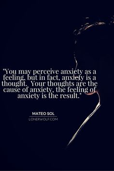 Have you ever wondered what the root of anxiety is?