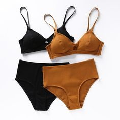 Premium quality soft cotton lingerie bra and underwear set. Available in 2 colours. Order Yours Today! Belle Lingerie, Lingerie Look, Elegant Lingerie, Lingerie Sets, Bra Lingerie, Push Up, Sexy Bh, Bh Set, Cotton Underwear