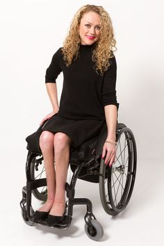 1000 Images About Wheelchair Fashion Style On Pinterest