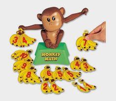 Amazon: Monkey Math: STEM Toys Preschool http://amzn.to/2capPKO
