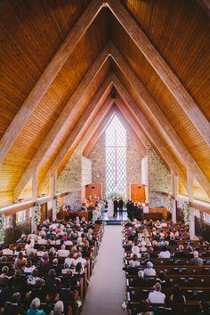 Peakland Baptist Church in Virginia | Sam Stroud #wedding