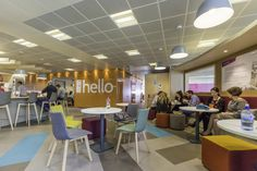 AIB Offices - Dublin - Office Snapshots