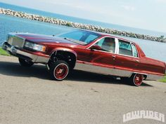 1996 Cadillac Fleetwood - Lowrider Magazine