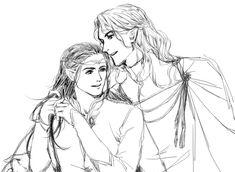 Maedhros / Fingon