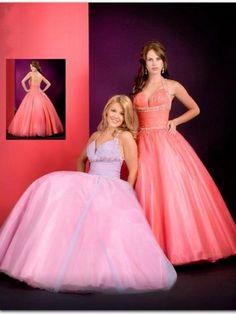 brides maids dresses in blue???