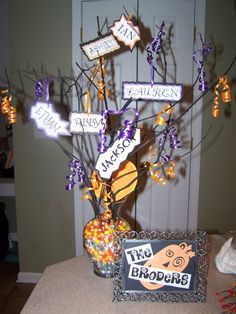 Halloween Halloween Party Ideas | Photo 1 of 18 | Catch My Party
