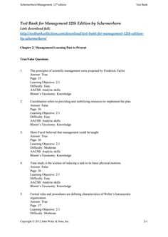 Business communication edition lesikars pdf 12th