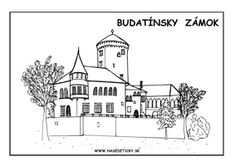 Budatínsky zámok Activities For Kids, Teacher, Education, World, Life, Geography, Projects, Professor, Kid Activities