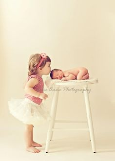 cute idea (definitely need to keep a parent nearby and clone them out of the image afterwards!)