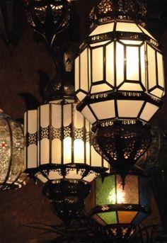 OOSTERSE LAMPEN EN MAROKKAANSE LANTAARNS - Zoutewelle-Import
