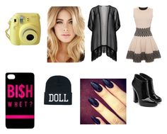 """""""black and white"""" by leahvachliss on Polyvore"""