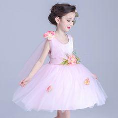 $41.13 (Buy here: https://alitems.com/g/1e8d114494ebda23ff8b16525dc3e8/?i=5&ulp=https%3A%2F%2Fwww.aliexpress.com%2Fitem%2FFormal-Party-Brand-Girl-s-Dress-High-Quality-Fairy-Tale-Princess-Pink-Costume-Flower-Girl-Vestidos%2F32624794305.html ) Formal Party Brand Girl's Dress High Quality Fairy Tale Princess Pink Costume Flower Girl Vestidos Gilrs Clothes 2016 AKF164031 for just $41.13