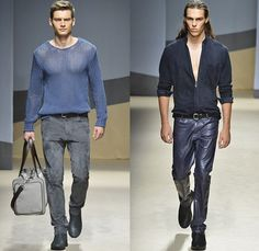 spring+color+trends+for+men+2014 | Trussardi 2014 Spring Summer Mens Runway Collection - Milan Italy ...