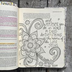 #illustratedfaith #biblejournaling