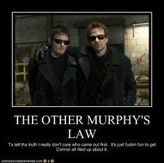Murphy MacManus Law
