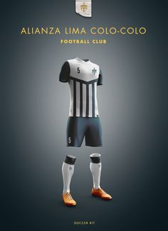 Soccer kit Design