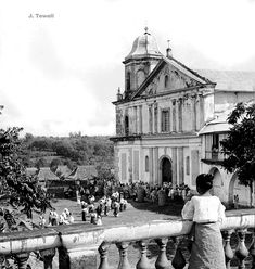 This church was destroyed during WWII and was replaced by today's Antipolo Cathedral. Antipolo is just east of Metro Manila. Miss Philippines, Philippines Culture, Manila Philippines, Philippines Travel, Intramuros, Filipino Culture, Cultural Studies, Old Churches, American War