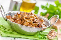Vegetable Recipes, Potato Salad, Stuffed Mushrooms, Potatoes, Beef, Chicken, Vegetables, Ethnic Recipes, Fit