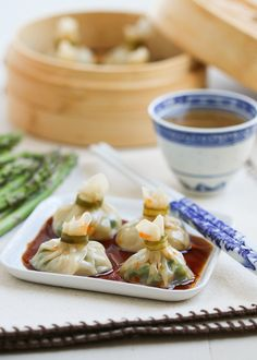 The fun of making dumplings always involves a bit of crafty handwork, especially when it comes to those store-bought wrappers. It's amazing how many ways you can fold a simple square or round of do...