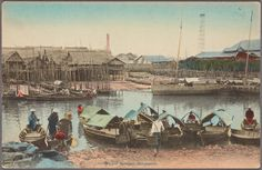 Hand-colored postcards from the public domain collection of the New York Public Library include several images of Singapore during the early 20th century. The postcards give a few hints of the eventual rise of Singapore as a busy harbor and vital trading post in the Asia-Pacific region.
